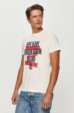 Pepe Jeans - Tricou Curtis