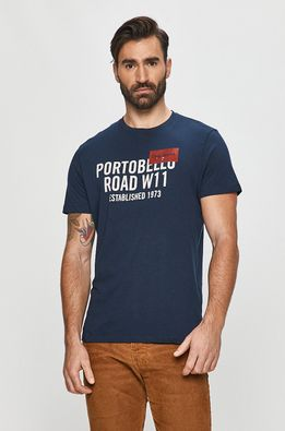Pepe Jeans - Tricou Broderick