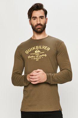 Quiksilver - Tričko s dlhým rúkavom