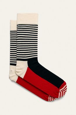 Happy Socks - Sosete Half Stripe
