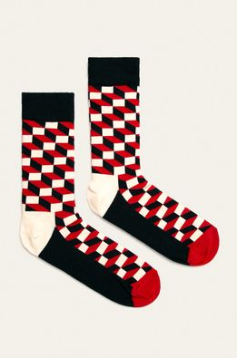 Happy Socks - Шкарпетки Filled Optic