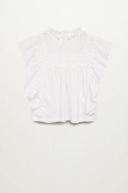 Mango Kids - Детска блуза NINA