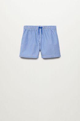 Mango Kids - Pantaloni scurti de baie copii Quique 116-164 cm