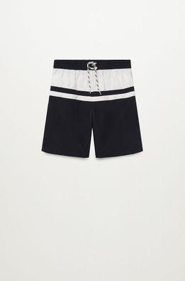 Mango Kids - Pantaloni scurti de baie Blockn 116-164 cm