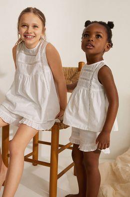 Mango Kids - Pijama copii Lidia 116-164 cm