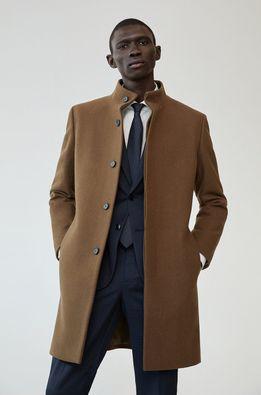 Mango Man - Пальто FUNNEL-I