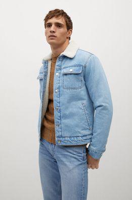 Mango Man - Geaca jeans WASP