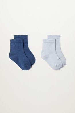 Mango Kids - Детски чорапи WAVE (2 чифта)
