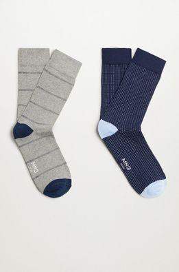 Mango Man - Ponožky ALBERTO (2-pak)