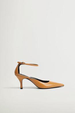 Mango - Кожаные туфли AMY