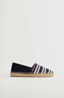 Mango Man - Espadrilky STRIPES