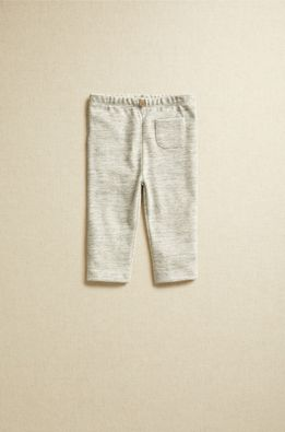 Mango Kids - Pantaloni bebe RUM