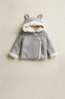 Mango Kids - Куртка для немовлят JAIME