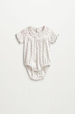 Mango Kids - Боді для немовлят Cuki 62-80 cm