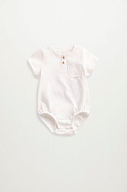 Mango Kids - Body pre bábätká Jamies 62-80 cm