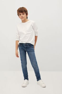 Mango Kids - Jeans copii SLIM