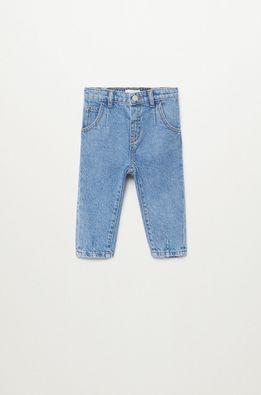 Mango Kids - Jeans copii SLOUCHY