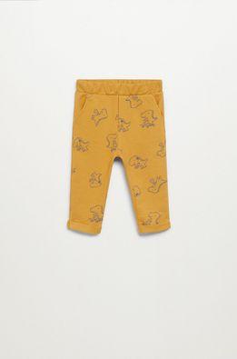 Mango Kids - Pantaloni copii Helmut 80-104 cm
