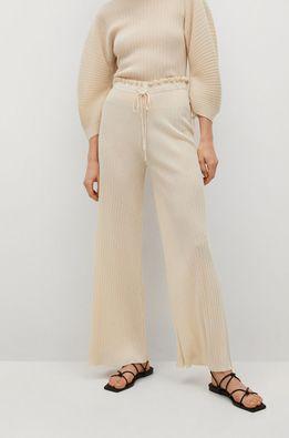 Mango - Kalhoty PLIE