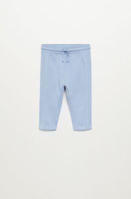 Mango Kids - Pantaloni copii MIRES7