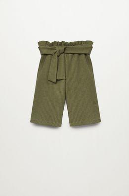 Mango Kids - Detské krátke nohavice MARISA
