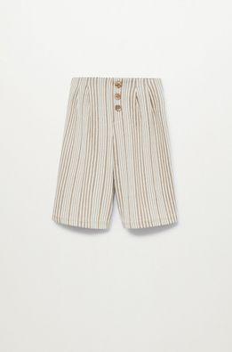 Mango Kids - Dětské kalhoty SIRA