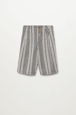 Mango Kids - Pantaloni copii SIRA