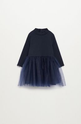 Mango Kids - Детска рокля BOSTON