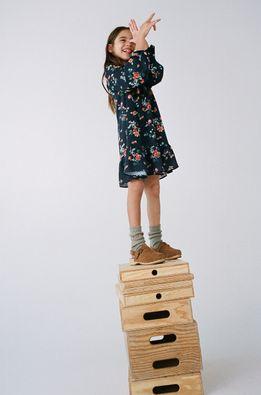 Mango Kids - Детска рокля MARISA