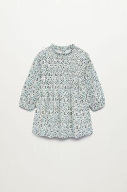 Mango Kids - Детска рокля BLUME 80-110 cm