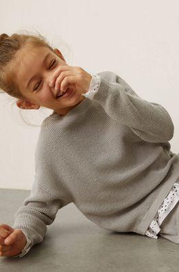 Mango Kids - Gyerek pulóver MIXY8