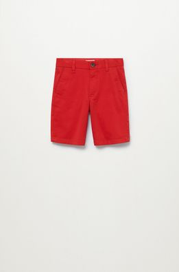 Mango Kids - Pantaloni scurti copii Pico-I 110-164 cm
