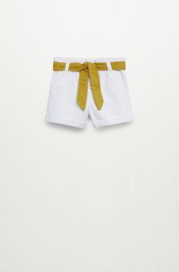 Mango Kids - Dětské riflové kraťasy Gala 110-164 cm