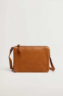 Mango - Kožená kabelka NATASHA