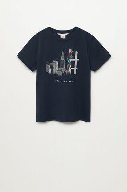 Mango Kids - Detské tričko CITYWALK