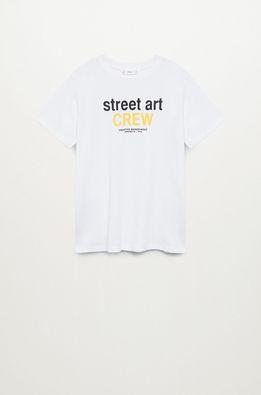 Mango Kids - Detské tričko PAINT