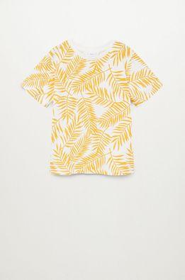 Mango Kids - Tricou copii HOJAS8-H
