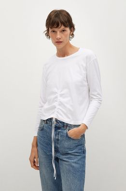 Mango - Tričko s dlouhým rukávem STAR