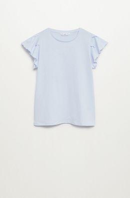 Mango Kids - Dětské tričko Soft 110-164 cm