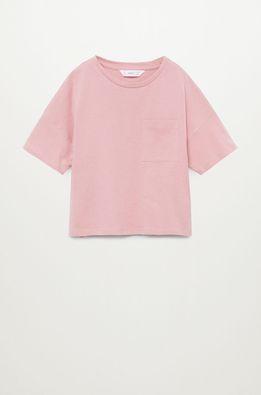 Mango Kids - Dětské tričko Basic