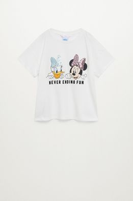 Mango Kids - Detské tričko MFUN