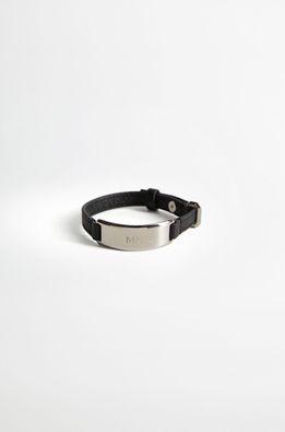 Mango Man - Шкіряний браслет Lea