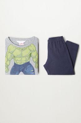 Mango Kids - Детска пижама Hulk 116-140 cm