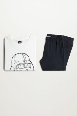 Mango Kids - Pijama copii Vader 116-164 cm