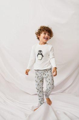 Mango Kids - Pijama copii PENGUIN