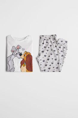 Mango Kids - Pijama copii Dama 116-164 cm