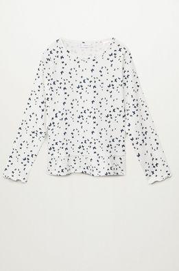 Mango Kids - Pijama copii Mariposa 116-164 cm