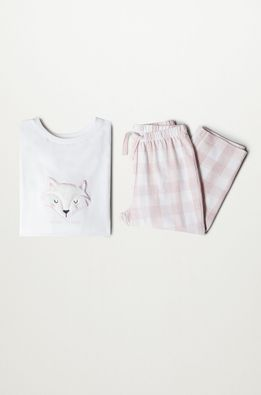 Mango Kids - Pijama copii FOX