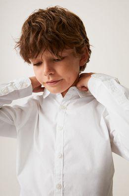 Mango Kids - Detská košeľa Oxford 110-164 cm