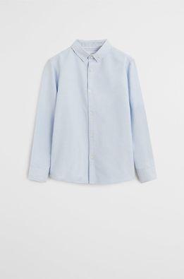 Mango Kids - Детская рубашка Oxford 110-164 см.